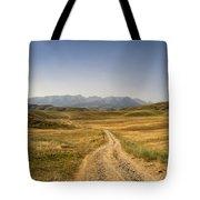 Forward And Upward Tote Bag