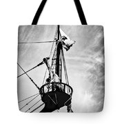 Forward Crow's Nest Tote Bag