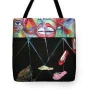 Forward To The Past Tote Bag
