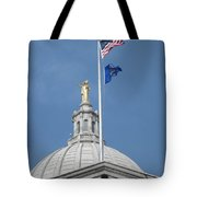 Forward Tote Bag
