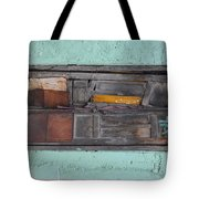Forwarding Address Tote Bag