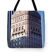 Foshay Tower Tote Bag