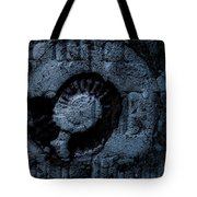 Fossil Grave II Tote Bag