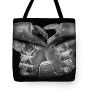 Fossil: Miocene Crab Tote Bag