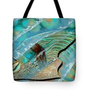 Fossil On The Shore Tote Bag
