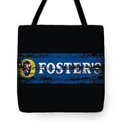 Fosters Beer Sign 3a Tote Bag
