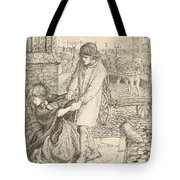 Found - Compositional Study Tote Bag