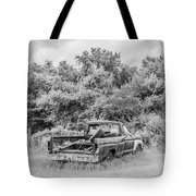 Found Off Road Dead Tote Bag