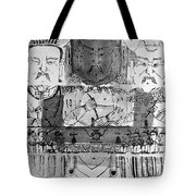 Founders Of Chinese Medicine, 5000�4500 Tote Bag