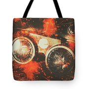 Foundry Formations Tote Bag