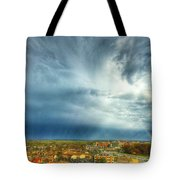 Founds Clouds Tote Bag