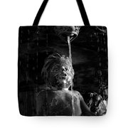 Fountain Child Tote Bag