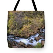 Eventually, It'll End Up In The Gulf Of Mexico.   Tote Bag