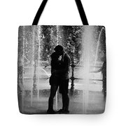 Fountain Love Tote Bag