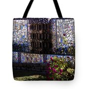 Fountain Of Color Tote Bag