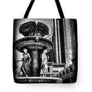 Fountain Of Wealth Tote Bag
