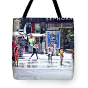 Fountain Party Tote Bag