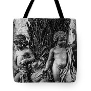 Fountain People Tote Bag