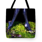 Fountain Sculpture Tote Bag by Will Borden