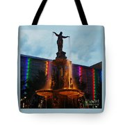 Fountain Square Tote Bag