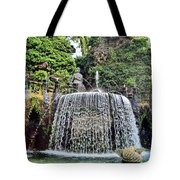 Fountains.  Tivoli. Tote Bag