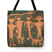 Four Anasazi Tote Bag