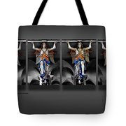 Four Angels Of The Corvey Abbey Tote Bag