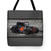 Four Austin Tote Bag
