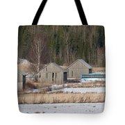 Four Barns Tote Bag