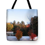 Four Bushes Tote Bag
