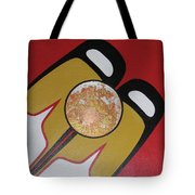 Four Corners - Haida Tote Bag