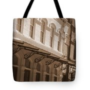 Four Corners In New Orleans Tote Bag