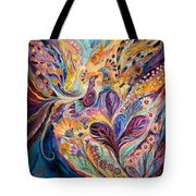 Four Elements IIi. Air Tote Bag