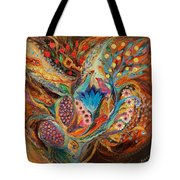 Four Elements IIi. Earth Tote Bag