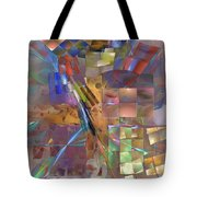 Four Eyes Tote Bag