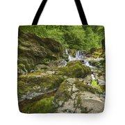 Four Falls Walk Waterfall 3 Tote Bag