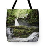 Four Falls Walk Waterfall 5 Tote Bag