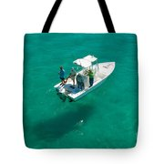 Four Fishermen Tote Bag