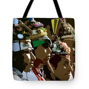 Four Flyer's Tote Bag