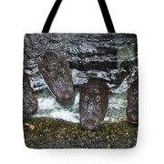 Four For Lunch Tote Bag