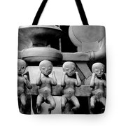 Four For Vienna Tote Bag