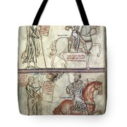 Four Horsemen, 1250 Tote Bag