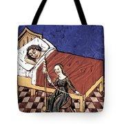 Four Humors: Melancholia Tote Bag