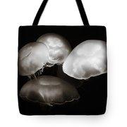 Four Jellyfish Tote Bag