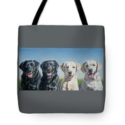 Four Labs Tote Bag