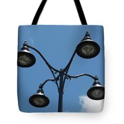 Four Lamps Tote Bag