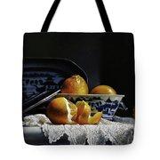 Four Lemons With Canton Tote Bag