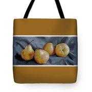 Four Pears Tote Bag