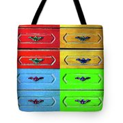 Four Possibilities 2 Tote Bag