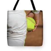 Four Seam Tote Bag by Laddie Halupa
